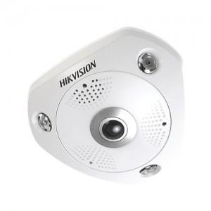 "HIK Cam IP 1/3"" 3MP 1.19mm WDR Fisheye"