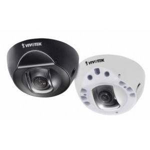 1.3MP Mini Dome Camera fixed focal IR IK10 selectable lens SNV