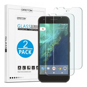 Tempered Glass Screen Protector for Google Pixel XL - 9H Hardness and Ultra Clear (2 Pack)