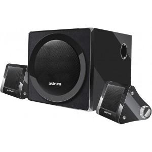 Astrum 2.1CH Multimedia Bluetooth Speaker Hi-fi System (USB / SD / FM / BT / Remote)