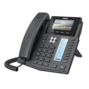 Fanvil 6SIP Gigabit VoIP Phone 40 DSS Key