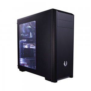 BITFENIX NOVA WINDOW BLACK 600W CHASSIS