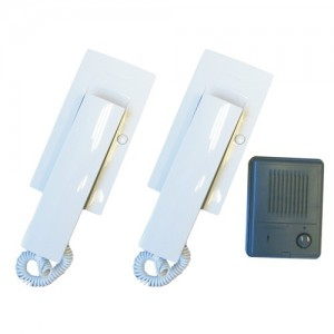 COMMAX - 1-2 IC Kit 220V DP-HP01 M+S/DR-2K