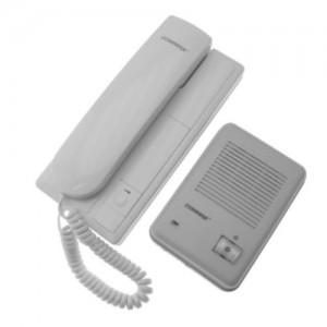COMMAX - 1-1 Audio Intercom Battery Operated 6VDC