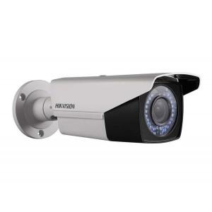 HIkvision 720P Outdoor Varifocal VF Bullet Camera (2.8mm-12mm), 40m IR, IP66 (CVBS connector)