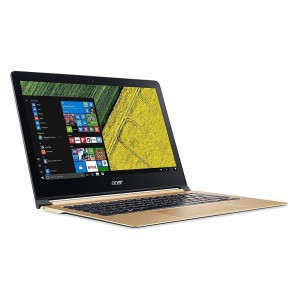 Acer Swift 7 13.3'' FHD i5-7Y54 8GB 256GB SSD 802.11b.ac + BT FP Reader Acer Type-C to USB cable Win10 Home (SF713-51-M334)