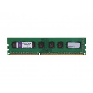 Kingston ValueRAM 8 GB 1600MHz DDR3 (PC3-12800) Non-ECC CL11 240 Pin DIMM Motherboard Memory