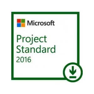 Microsoft Project Standard 2016 - 1PC - Download
