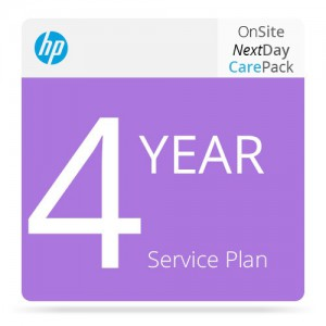 HP Care Pack - 4 year Next business day Onsite Workstation Only Hardware Support