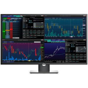 Dell 43 UltraHD Monitor | P4317Q - 43 (3840 X 2160) - DP 2 X HDMI VGA