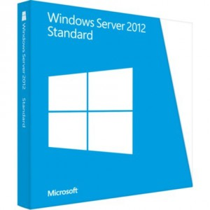 Lenovo Windows Server 2012 R2 Standard ROK (2CPU/2VMs) - MultiLang