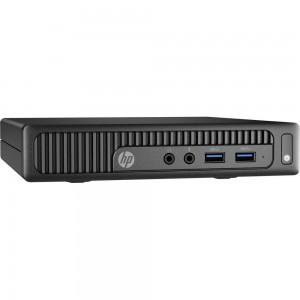 HP Desktop 260 G2 DM - Intel i3 - 6100U , 4GB , 500GB 5400, USB kbd & USBmouse, Windows 10 Pro 64, Stand, 1-1-1 (AIR