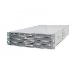 AIC 3U 32-bay SAS Server Chassis with 12 Gb SAS BP 1200W 1+1 gold