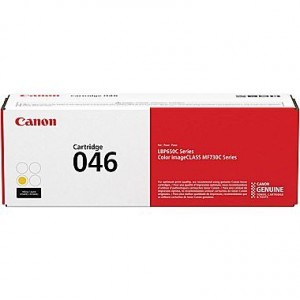CANON 046 YELLOW TONER