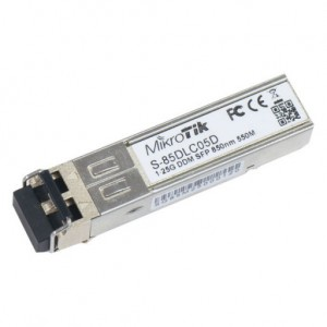 MIKROTIK SFP MODULE 1.25G MM 550M 850NM