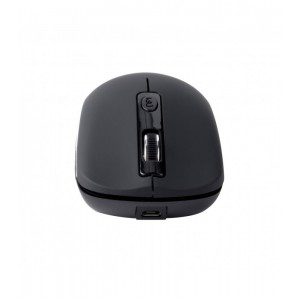 MW270 MOUSE WIRELESS 2.4GHZ RECHARGE BLA