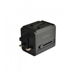 CH390 TRAVEL ADAPTER 2 USB US UK EU AUS