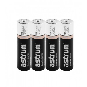 AAB003 ALKALINE AAA LR03 BATTERY 4PC PAC