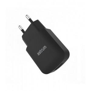 CH230 HOME CAHRGER 5V 2.0A USB BLACK