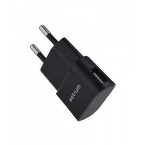 CH120 HOME CHARGER 5V 1A USB BLACK