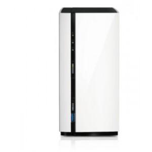 QNAP 2-BAY NAS/ARM DUAL-CORE 1.1GHZ/2GB RAM
