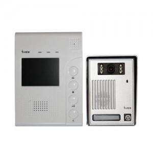 BPT - B-View Wired Colour Video Intercom Kit VKS01 SA