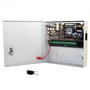 PSU - CCTV 9Way 10 Amp Distribution Box PS64-2