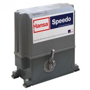 HANSA SPEEDO 24V HD + 4m Steel Rack