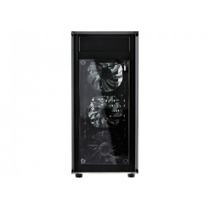 Raidmax Alpha Prime Gaming Chassis RGB Black With Tempered Glass Side