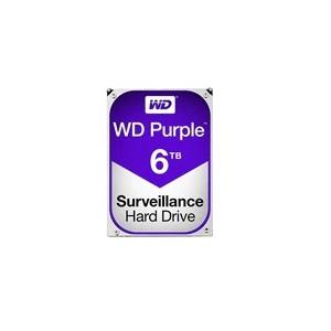 WD PURPLE 6.0TB 3.5 INTELLIPOWER 64M HDD