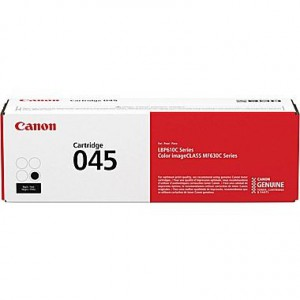 CANON 045 BLACK TONER - APPROX 1400 PAGES