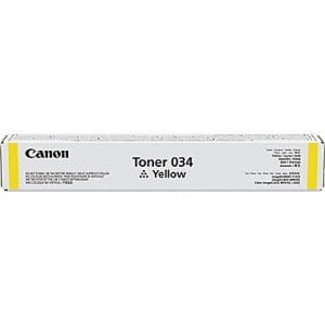 CANON TONER 034 YELLOW IRC1225