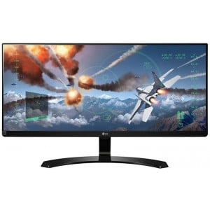 29'' IPS 2560x1080 250nit 5ms HDMIx2 DisplayPt 2x5W VESA 75x73