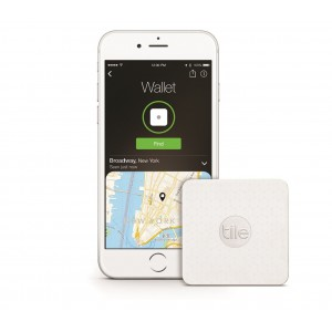 TILE Slim - Phone Finder, Wallet Finder, Item Finder - 1 Pack