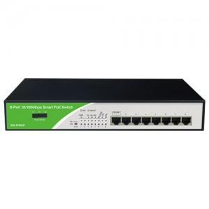 WIS-SG900P 8P GB PoE Switch 2P PoE 120W