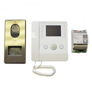 "BPT - AGATA 3.5""Color Video Intercom Kit"