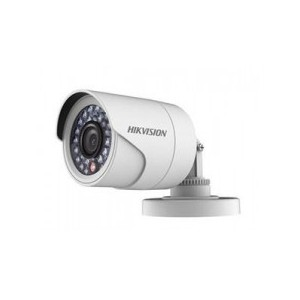 Hikvision 720p Outdoor Bullet Camera, 20m IR, IP66 Turbo HD output - 2.8mm Lens