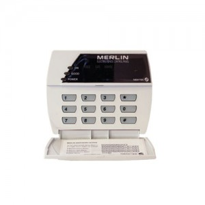 Keypad - Merlin 1 Zone 1 Gate