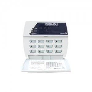 Keypad - Merlin 1 Zone 2 Gate