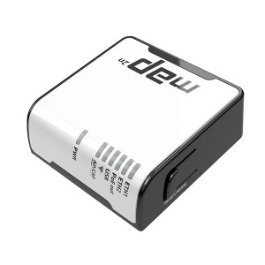 ROS L4 2xFE 1xUSB 1x2,4GHz 1xPoE Out