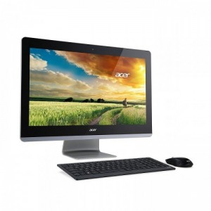 Acer AIO AZ22-780 21.5'' FHD Non-Touch i3-7100T 4GB 1000GB USB Keyboard & Mouse Win 10 Home