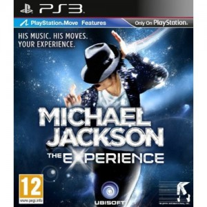 Essentials Ps3: Michael Jackson The Exp (Move)