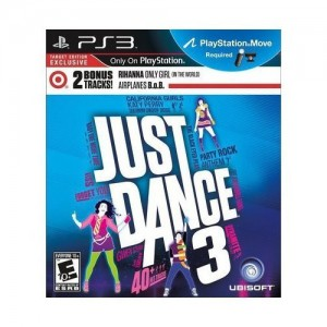 Essentials Ps3: Just Dance 3 (Ps3 Move)