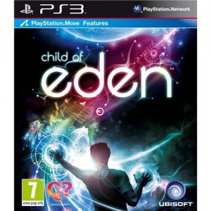 Essentials Ps3: Child Of Eden (Ps3 Move)