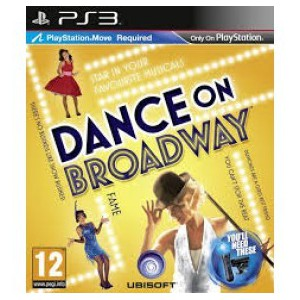 Essentials Ps3: Dance On Broadway (Ps3 Move)