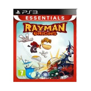 Essentials Ps3: Rayman Origins