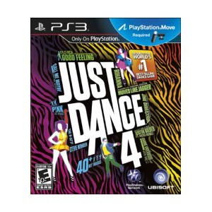 Essentials Ps3: Just Dance 4 (Move)