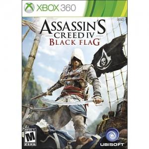 Assassins Creed 4 Black Flag (Xbox360)