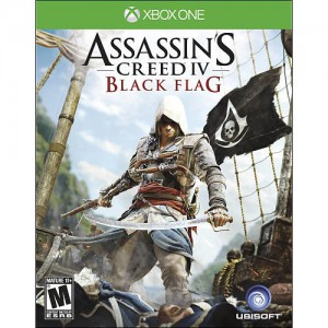 Assassins Creed 4 Black Flag (Xbox One)