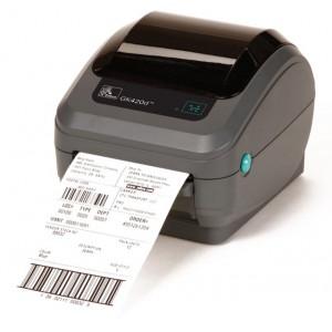 Zebra GK420D Direct Monochrome Thermal Printer
